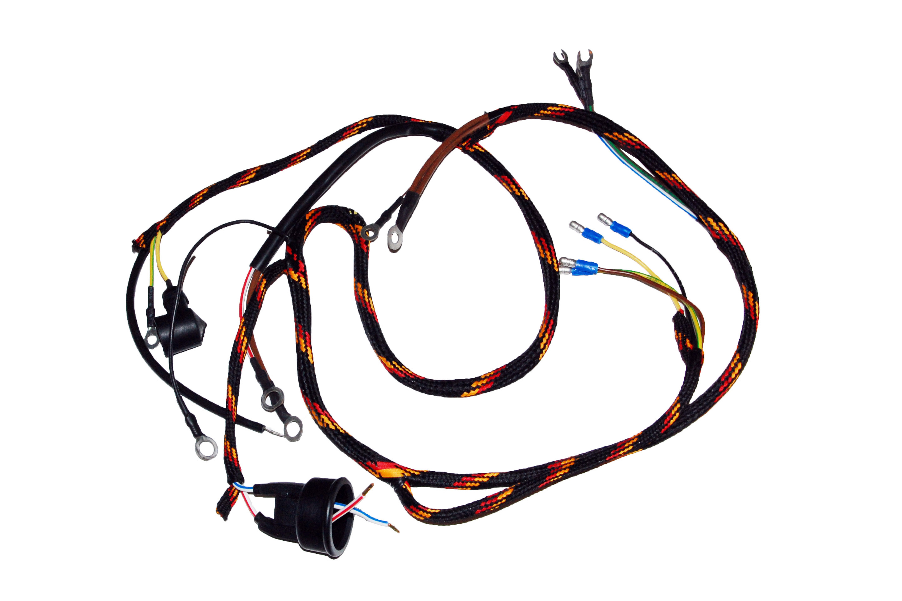 victoryfield tractor parts wiring harness